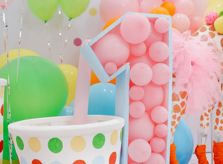 Animal Party Home Birthday