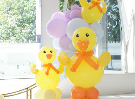 Yellow Duckling Home Party