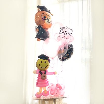 Mini Balloon Art + Helium