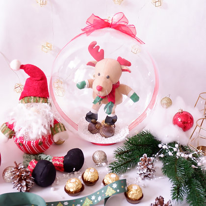 Snowball Bubble (Baby Reindeer)