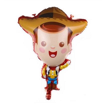 Balon Foil Toy Story Woody Chibi