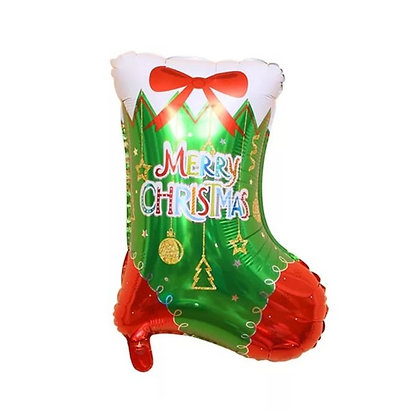 Christmas Socks Balloon