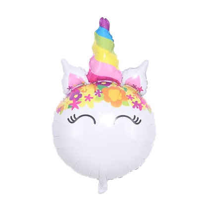 Balon Foil Unicorn Kepala