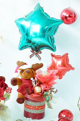 Sweet Reindeer Bouquet