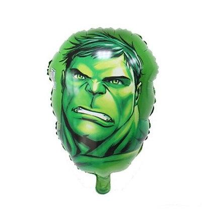 Balon Foil Kepala Hulk