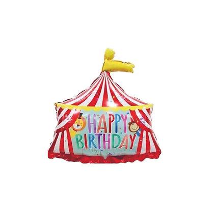 Balon Foil HBD Sirkus