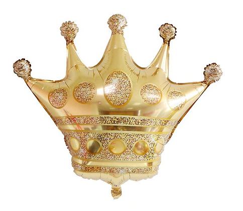 Prince Crown Foil Balloon