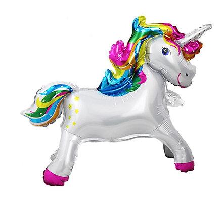 Balon Foil 3D Unicorn