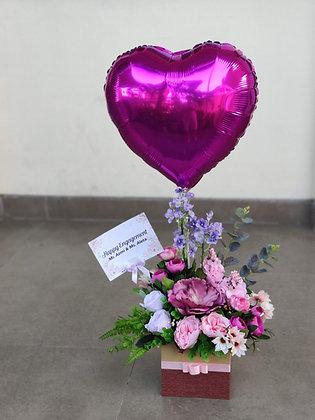 Bouquet Artificial 300-3