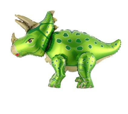 Balon Foil 3D Baby Triceratrops