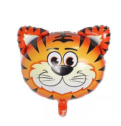 Balon Foil Kepala Macan