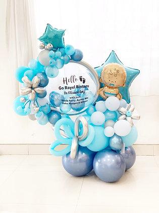 Bubble Balloon Parcel