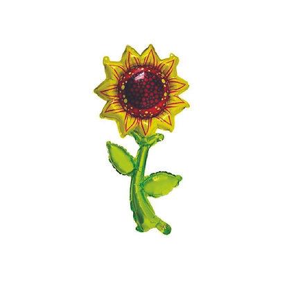 Balon Foil Bunga Matahari Jumbo