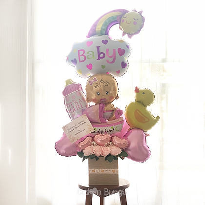 Bouquet Baby Born 400k