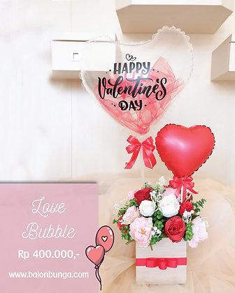 Love Bubble Bouquet