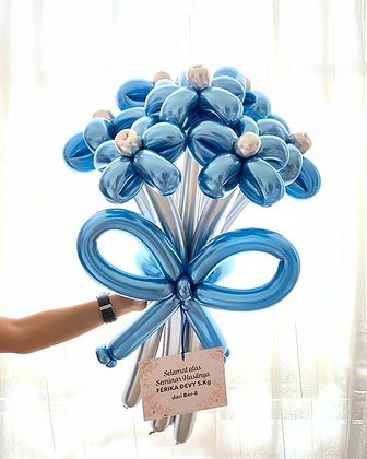 Flower Hand Bouquet (pcs)