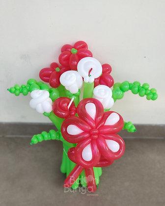 Hand Bouquet Balloon