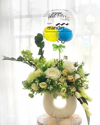 Bouquet Vas Donat