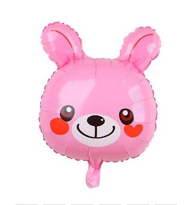 Balon Foil Kelinci Chibi