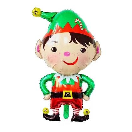 Green Elf Balloon