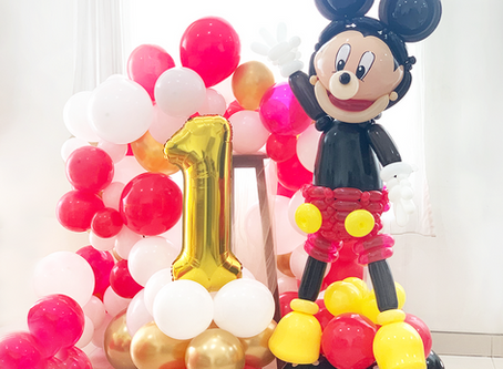 Mickey Mouse #diydecoration