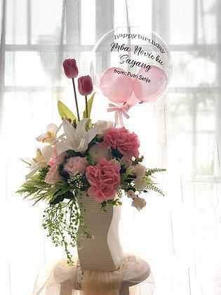 Bouquet Artificial 400-4