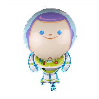 Balon Foil Toy Story Buzzlightyear Chibi