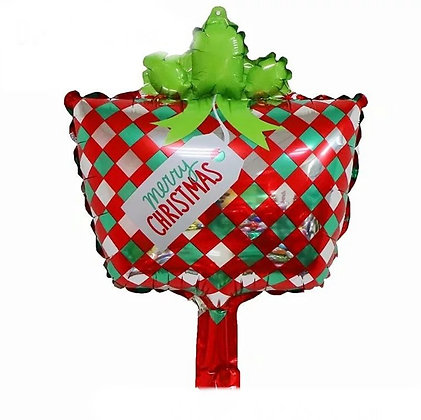 Christmas Box Balloon