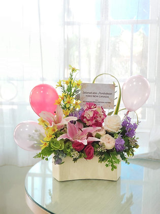 Bouquet Artificial 500-2