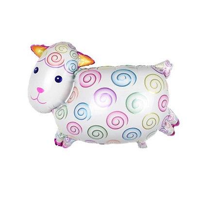 Balon Foil Mini Domba