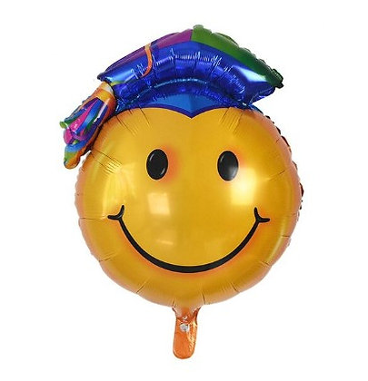 Balon Foil Smile Wisuda