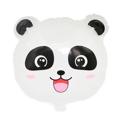 Balon Foil Kepala Panda