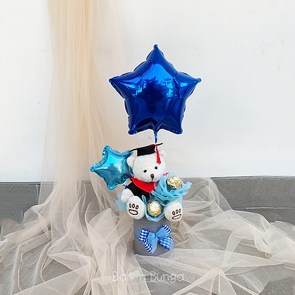 Ferrero Foil Balloon