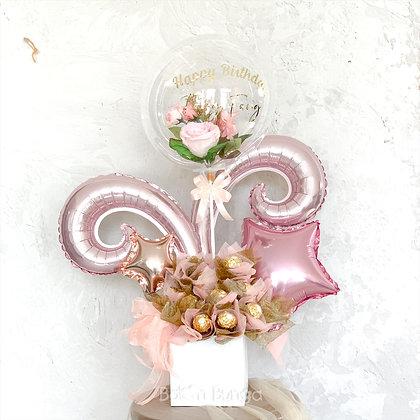 Swirl Ferrero Bubble