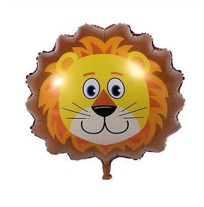 Balon Foil Kepala Singa