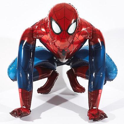 Balon Foil Spiderman Airwalker Anagram