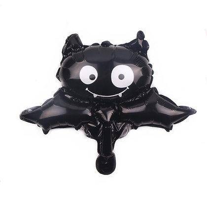 Black Bat Mini Foil Balloon