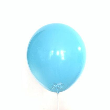 "Balon 12"" Biru Langit Doff"