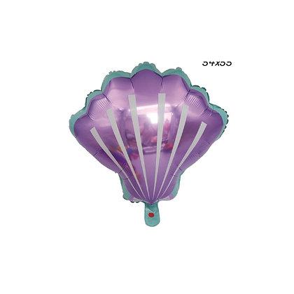 Balon Foil Kerang