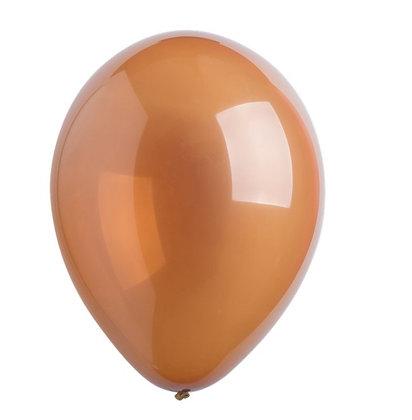 "Balon 12"" Coklat"