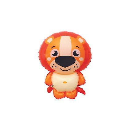 Balon Foil Singa Kartun