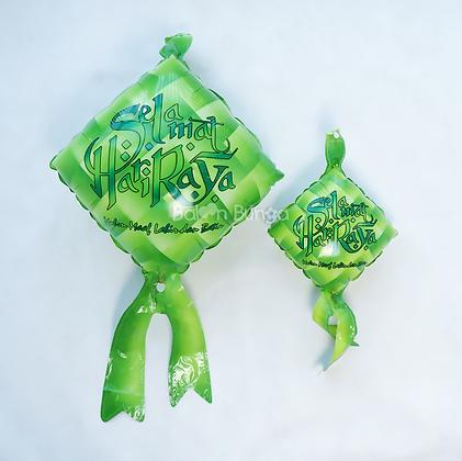 Balon Foil Ketupat (L)