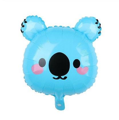 Balon Foil Koala Chibi