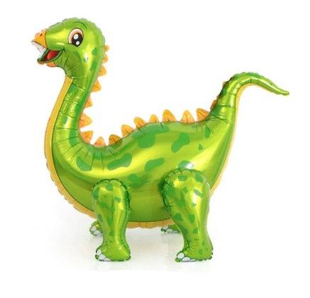 Balon Foil 3D Baby Stegosaurus
