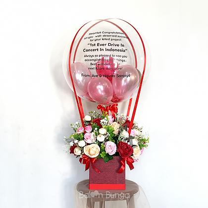 Bubble Bouquet 500