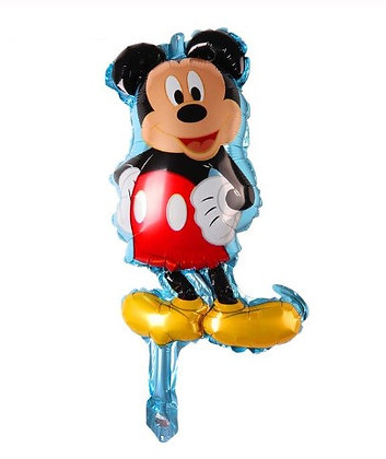 Balon Foil Mini Mickey 1 Badan
