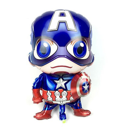 Balon Foil Mini Captain America