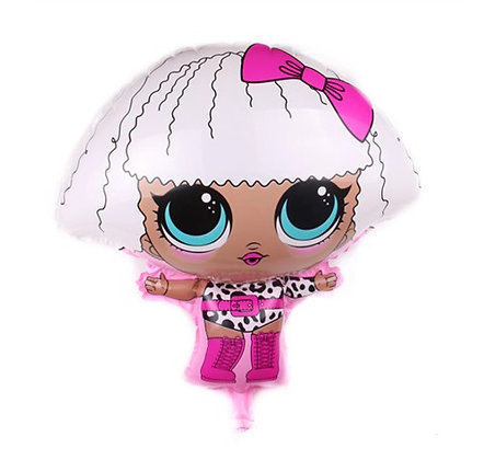 LOL Surprise Doll Foil Balloon