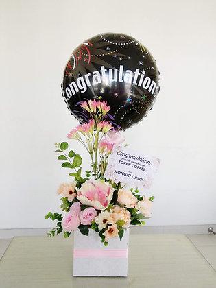 Bouquet Artificial 300