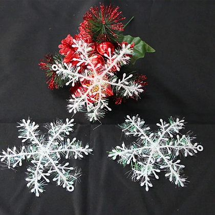 Snowflake Plastic
